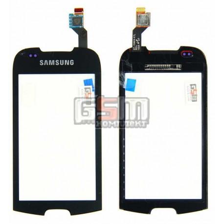 Тачскрин для Samsung I5800 Galaxy 580, черный
