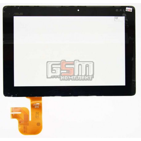 Тачскрин для планшета Asus Eee Pad TF201, черный, #AS-0A1T