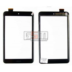 Тачскрин для планшета Asus MeMO Pad 8 ME180A, черный