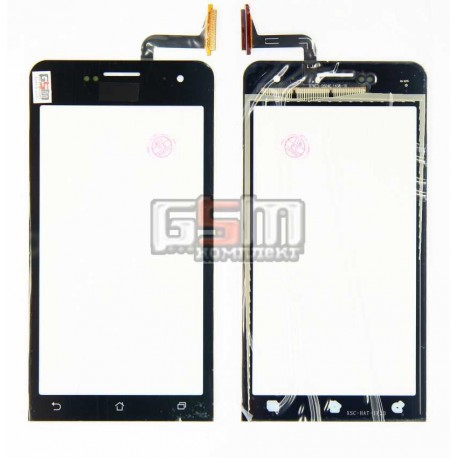 """Тачскрин для Asus ZenFone 5 (A500KL), ZenFone 5 (A501CG), черный, 5"""""""