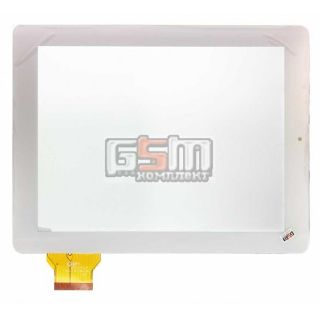 """Tачскрин (сенсорный экран, сенсор) для китайского планшета 9.7"""", 60 pin, с маркировкой DPT-GROUP 300-L4318A-A00, M978A2, для Tex"""
