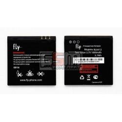 Аккумулятор BL6412 для Fly E158, IQ434, original, (Li-ion 3.7V 1000mAh), #3.H-7201-CS611A10-J00/3.H-7201-I630C0-J00