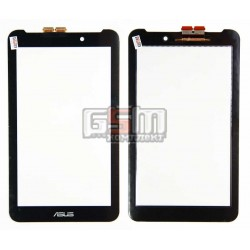 Тачскрин для планшета Asus FonePad 7 FE170CG, MeMO Pad 7 ME170, MeMO Pad 7 ME170c, черный, K012/K017/K01A