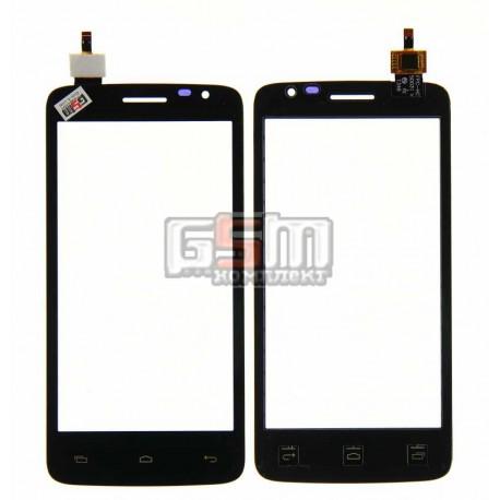 Тачскрин для Prestigio MultiPhone 3501 Duo, черный, (145*72мм), #FPC-HCT50031 V2