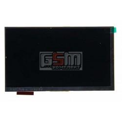 "Дисплей для планшета China-Tablet PC 7"", (164*97 мм), 50 pin, 7"", (1024*600), #MF0701595024B/849-01(V0)/AL0205A/MFPC070137V1"