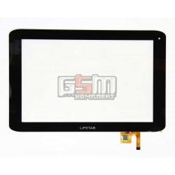 """Tачскрин (сенсорный экран, сенсор) для китайского планшета 10.1"""", 12 pin, с маркировкой DY-F-10108-V2 TGH, для Medion Lifetab E1"""