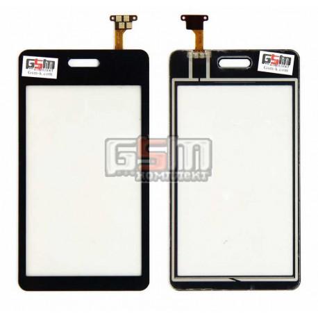 Тачскрин для LG GD510, черный, копия