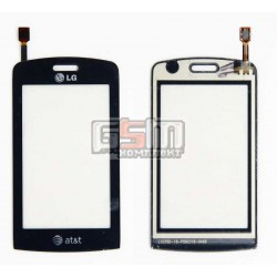 Тачскрин для LG GR500, черный