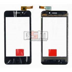 Тачскрин для Prestigio MultiPhone 5400 Duo, черный, #2.85.0402020-00