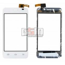 Тачскрин для Prestigio MultiPhone 5400 Duo, белый, #2.85.0402020-00