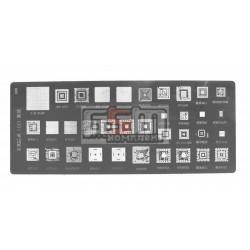 BGA-трафарет A90 для процессоров MTK 35 in 1