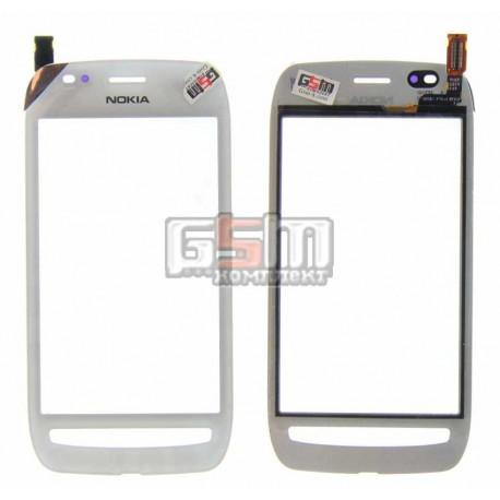 Тачскрин для Nokia 710 Lumia, белый