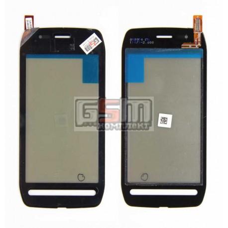 Тачскрин для Nokia 603, черный