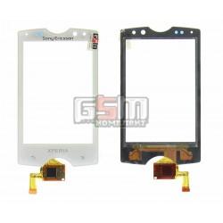 Тачскрин для Sony Ericsson SK17, белый
