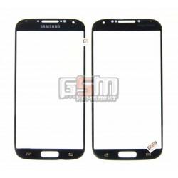 Стекло корпуса для Samsung I9500 Galaxy S4, I9505 Galaxy S4, черное
