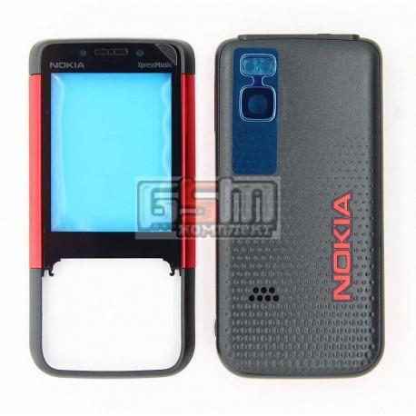 Корпус для Nokia 5610, красный, копия ААА