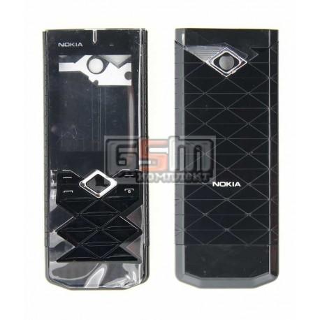Корпус для Nokia 7900, копия AAA, черный