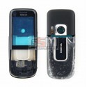Корпус для Nokia 6720c, черный, копия ААА