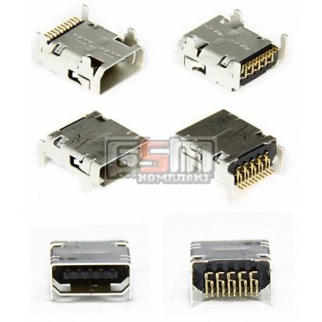 Коннектор Handsfree (разъём наушников) для Samsung E770/P730/X630/X650/X670/D730/E300/E360/E370/E720/E730/X550/X680/Z300/Z310/Z3