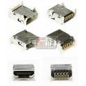 Коннектор Handsfree (разъём наушников) для Samsung E770/P730/X630/X650/X670/D730/E300/E360/E370/E720/E730/X550/X680/Z300/Z310/Z320
