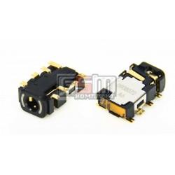 Конектор handsfree для Nokia 2630, 3110c, 3500, 5200, 5300, 5610, 5700, 6120c, 6300, 6500s, 7500, E52