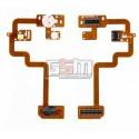 Шлейф для LG L343i, межплатный, с компонентами