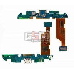 Шлейф для LG E960 Nexus 4, коннектора зарядки, микрофона, с компонентами