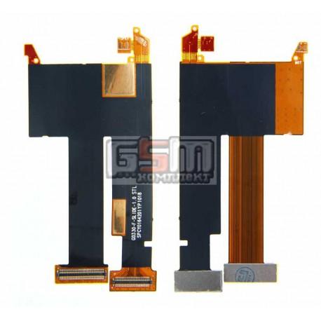 Шлейф для LG GD330, межплатный, с компонентами
