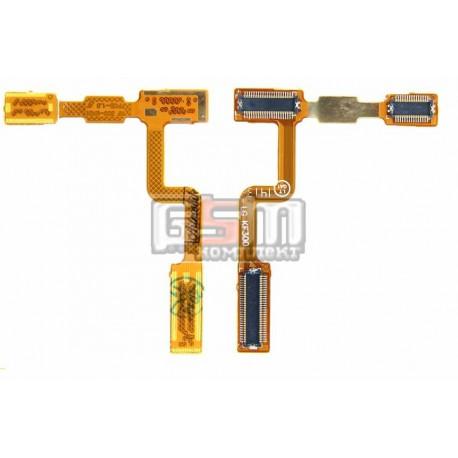 Шлейф для LG KF300, межплатный, с компонентами