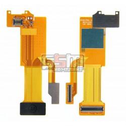 Шлейф для LG KF240, межплатный, с компонентами