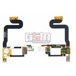 Шлейф для Sony Ericsson C902, камеры, с компонентами