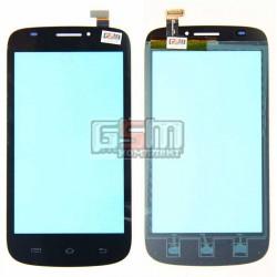 Тачскрин для Prestigio MultiPhone 5000 Duo, черный, #ZHT05M05002-FPC-3/0303-F-01