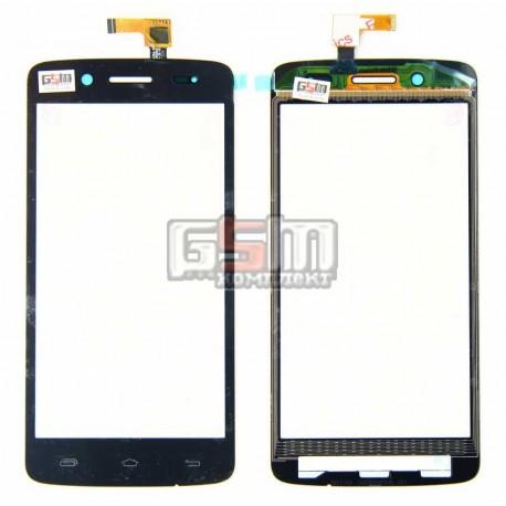 Тачскрин для Prestigio MultiPhone 5507 Duo, черный, #TF0635A-09 A02805001A