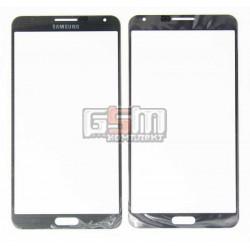 Скло дисплея Samsung N900 Note 3, N9000 Note 3, N9005 Note 3, N9006 Note 3, сіре