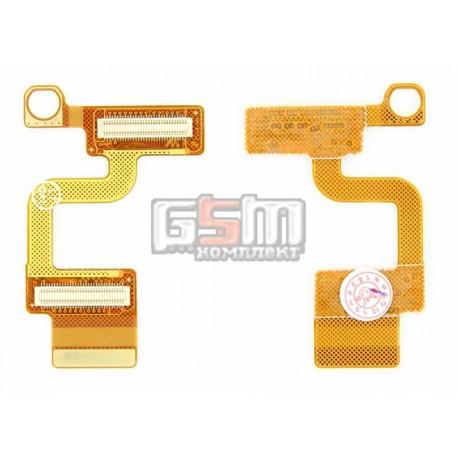 Шлейф для Nokia 6152, 6155 cdma, 6165 cdma, межплатный, с компонентами