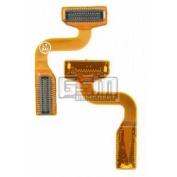 Шлейф для Nokia 6255 cdma, межплатный, с компонентами