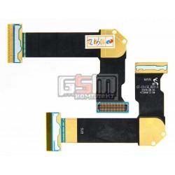 Шлейф для Samsung C5130, межплатный, с компонентами