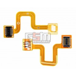 Шлейф для Samsung C250, межплатный, с компонентами