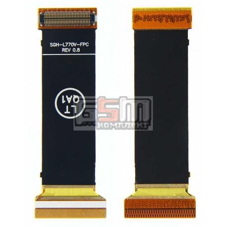 Шлейф для Samsung L770V, межплатный, с компонентами