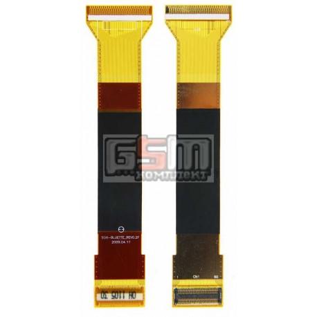 Шлейф для Samsung L600, копия, межплатный, с компонентами