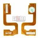 Шлейф для Philips 655, межплатный, с компонентами