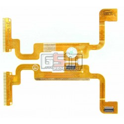 Шлейф для Philips 636, 639, межплатный, с компонентами