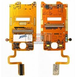 Шлейф для Samsung E720, межплатный, с компонентами