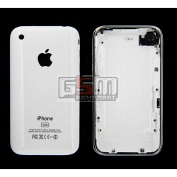 Корпус для Apple iPhone 3GS, белый, 16 ГБ