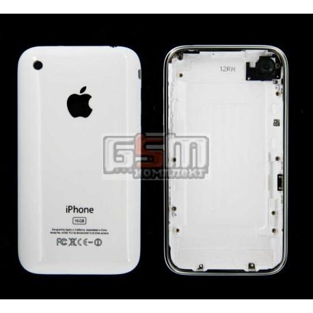Корпус для Apple iPhone 3GS, белый, 16 ГБ