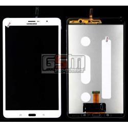 Дисплей для планшетов Samsung T320 Galaxy Tab Pro 8.4 , T321 Galaxy Tab Pro 8.4 3G, T325 Galaxy Tab Pro 8.4 LTE, белый, с сенсорным экраном (дисплейный модуль), (версия 3G)