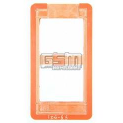 Форма для фиксации модуля при склеивании Scotle для iphone 6 Plus