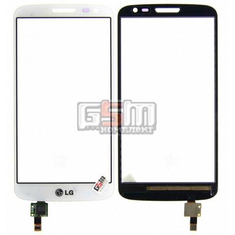 Тачскрин для LG D618 G2 mini Dual SIM, D620 G2 mini, белый