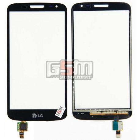 Тачскрин для LG D618 G2 mini Dual SIM, D620 G2 mini, черный