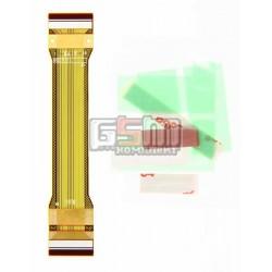 Шлейф для Samsung D600, оригинал, межплатный, #GH41-00892A